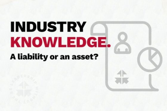 Industry Knowledge: A Leadership Asset or Liability?